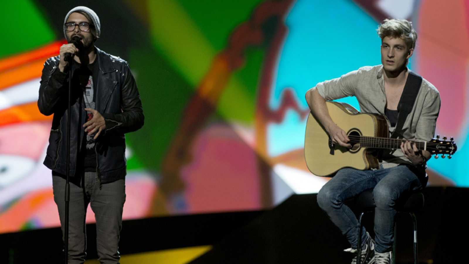 Final de Eurovisión 2013 - Hungría