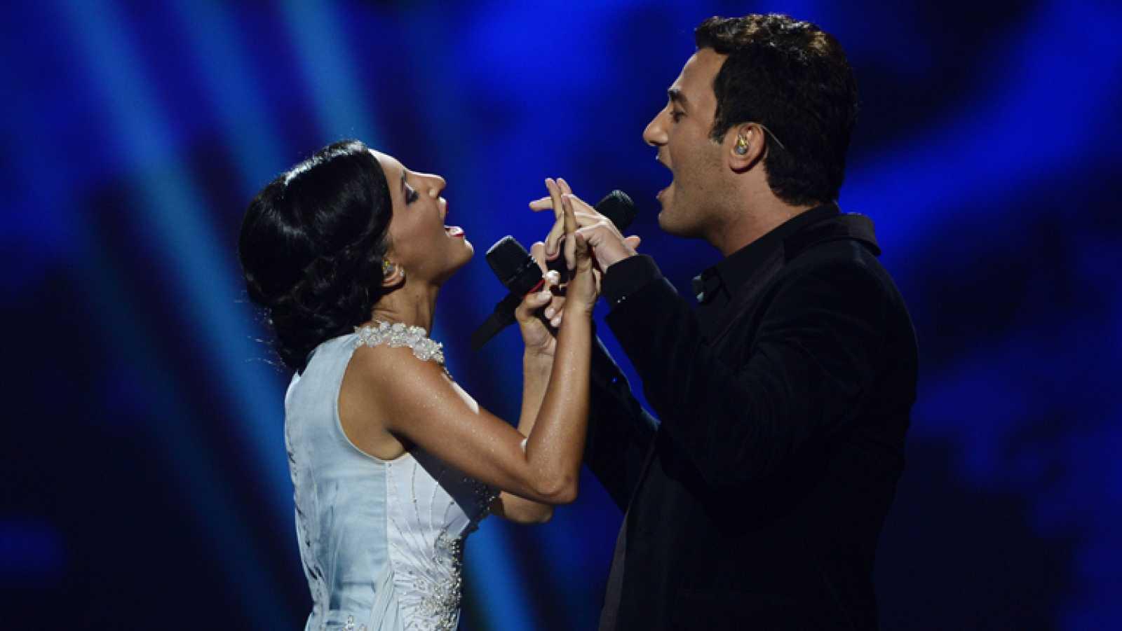 Final de Eurovisión 2013 - Georgia