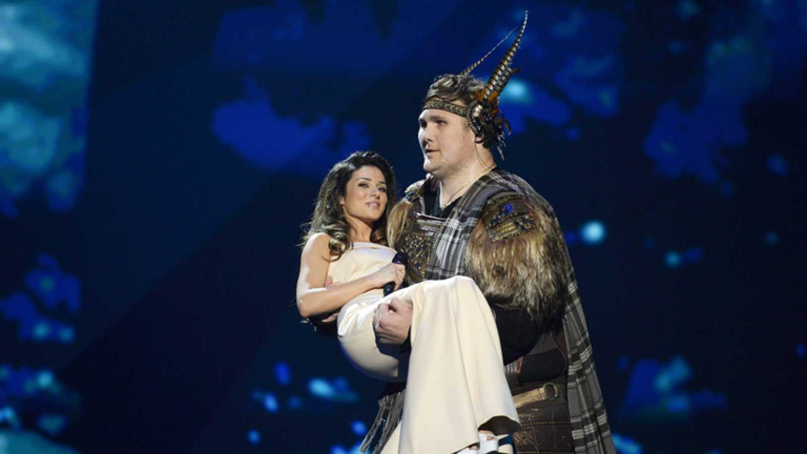 Final de Eurovisión 2013 - Ucrania