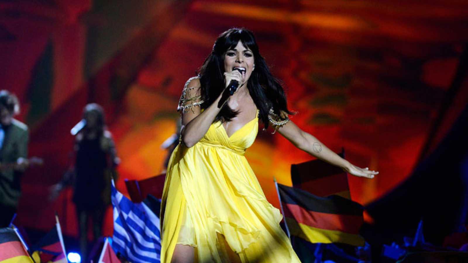 El sueño de Morfeo no convenció al jurado de Eurovisión