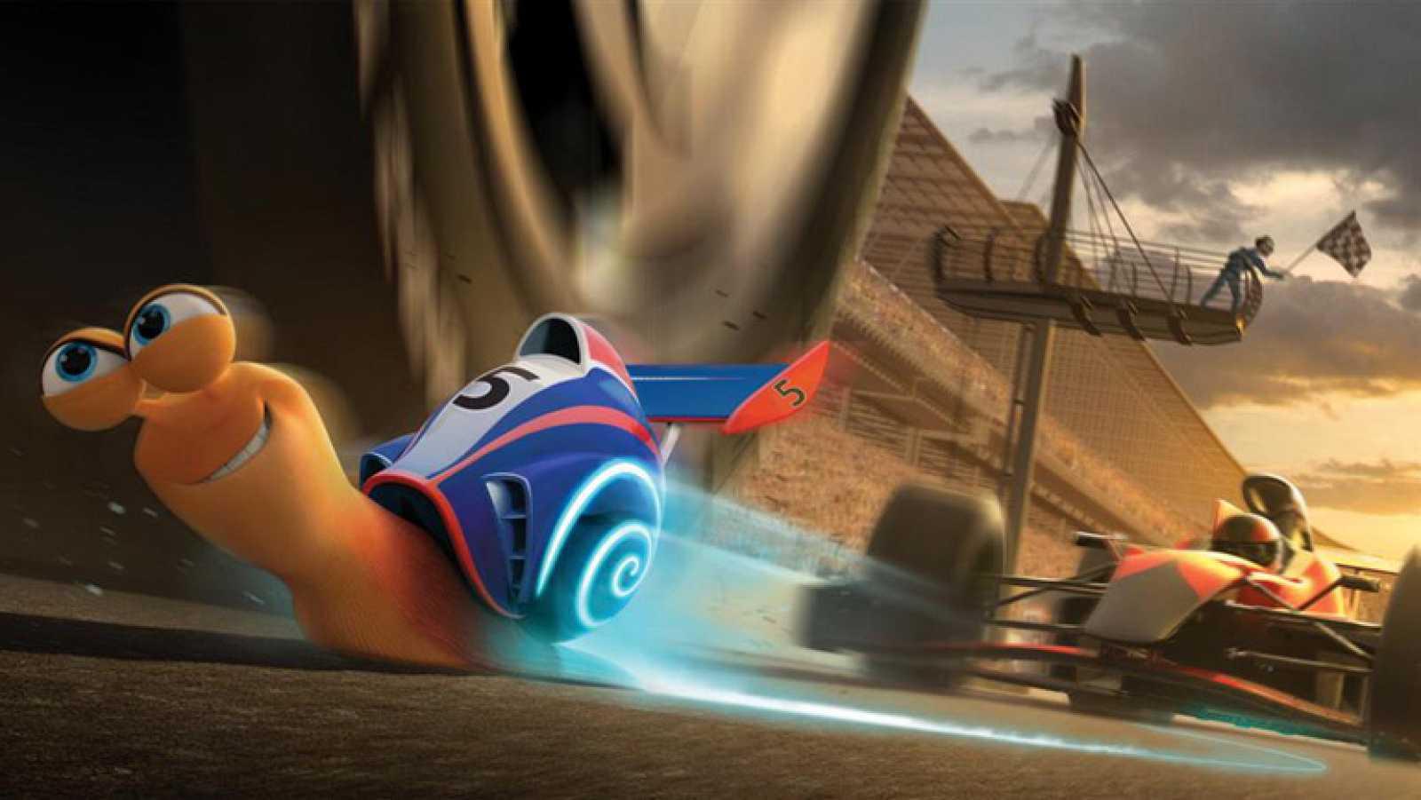 Días de cine: Tráiler de 'Turbo'