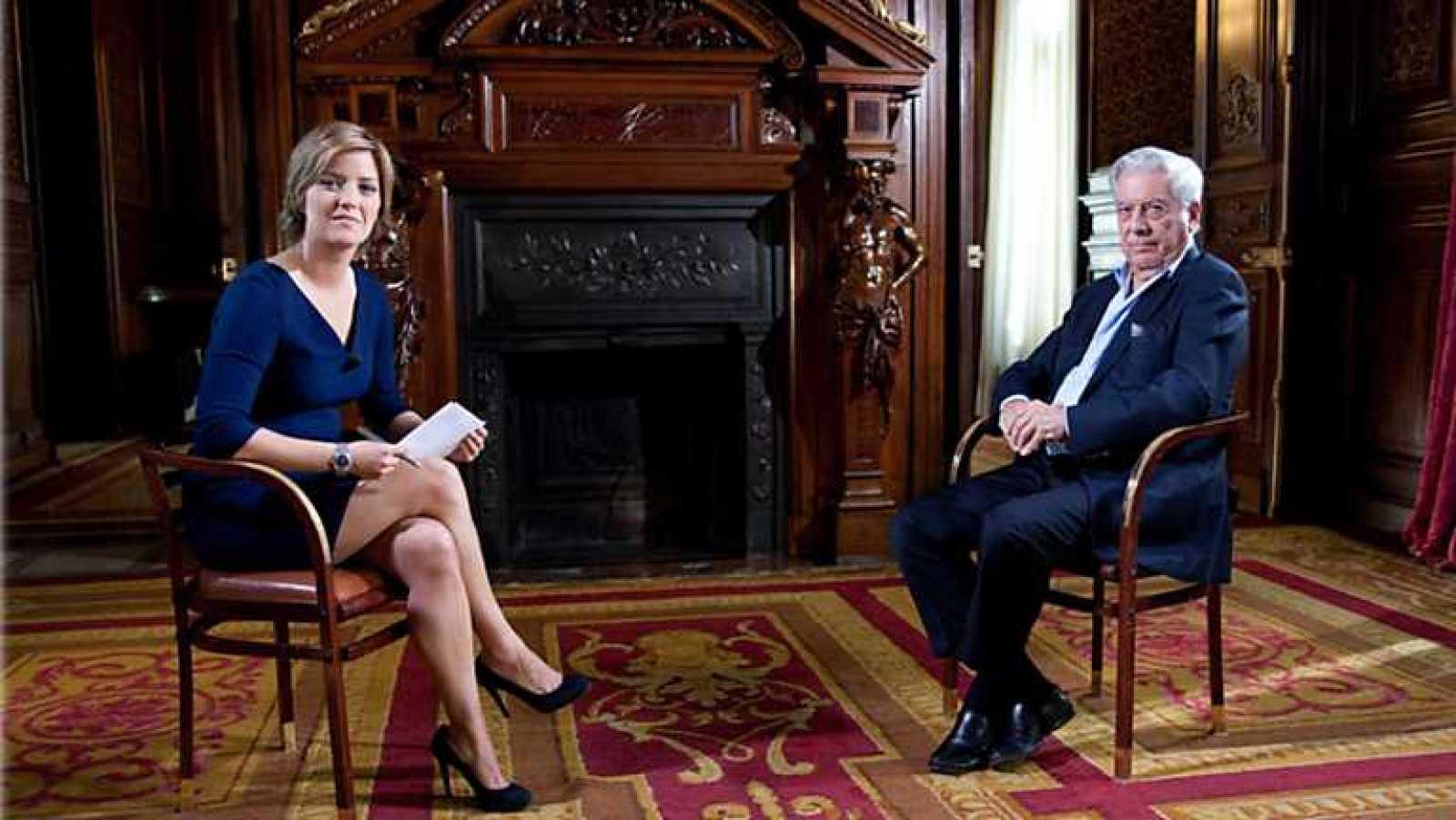Conversatorios en Casa de América - Mario Vargas Llosa - Ver ahora