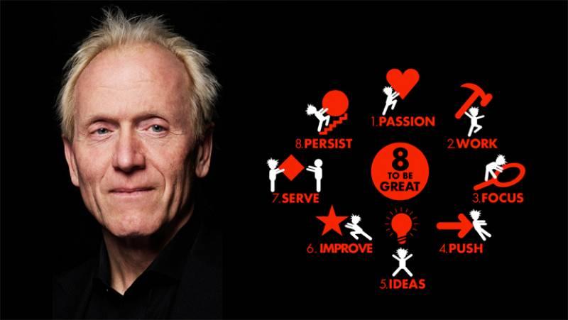 Las ocho claves del éxito, por Richard St. John - Ver ahora