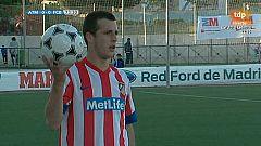 Fútbol - Campeonato del mundo Clubes Sub-17: At.Madrid-FC Barcelona