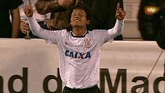 Fútbol - Campeonato del mundo Clubes Sub-17: Corinthians-Sporting de Cristal
