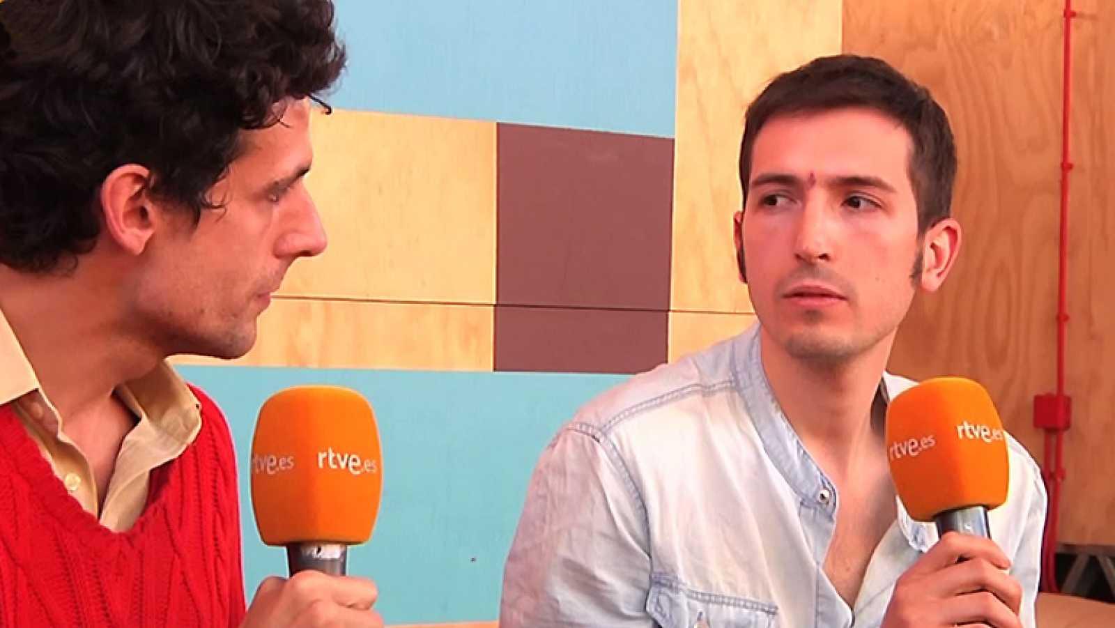 'Capitán Demo' entrevista a Modulok  - 13/06/13 - Ver ahora