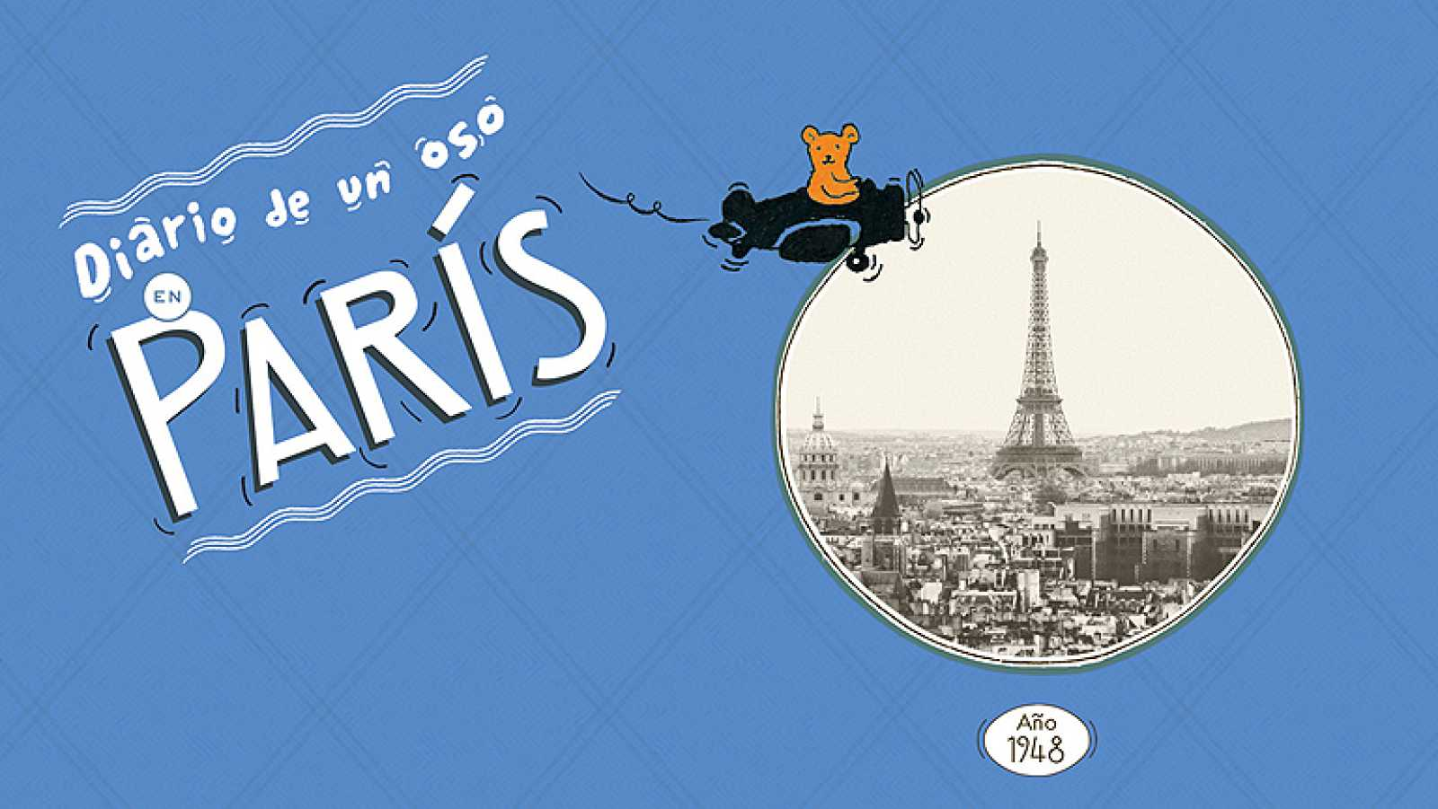 Tráiler de 'Diario de un oso en París', de Michele Siquot