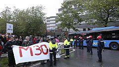 Los sindicatos nacionalistas convocan la octava huelga general en el País Vasco en lo que va de legislatura