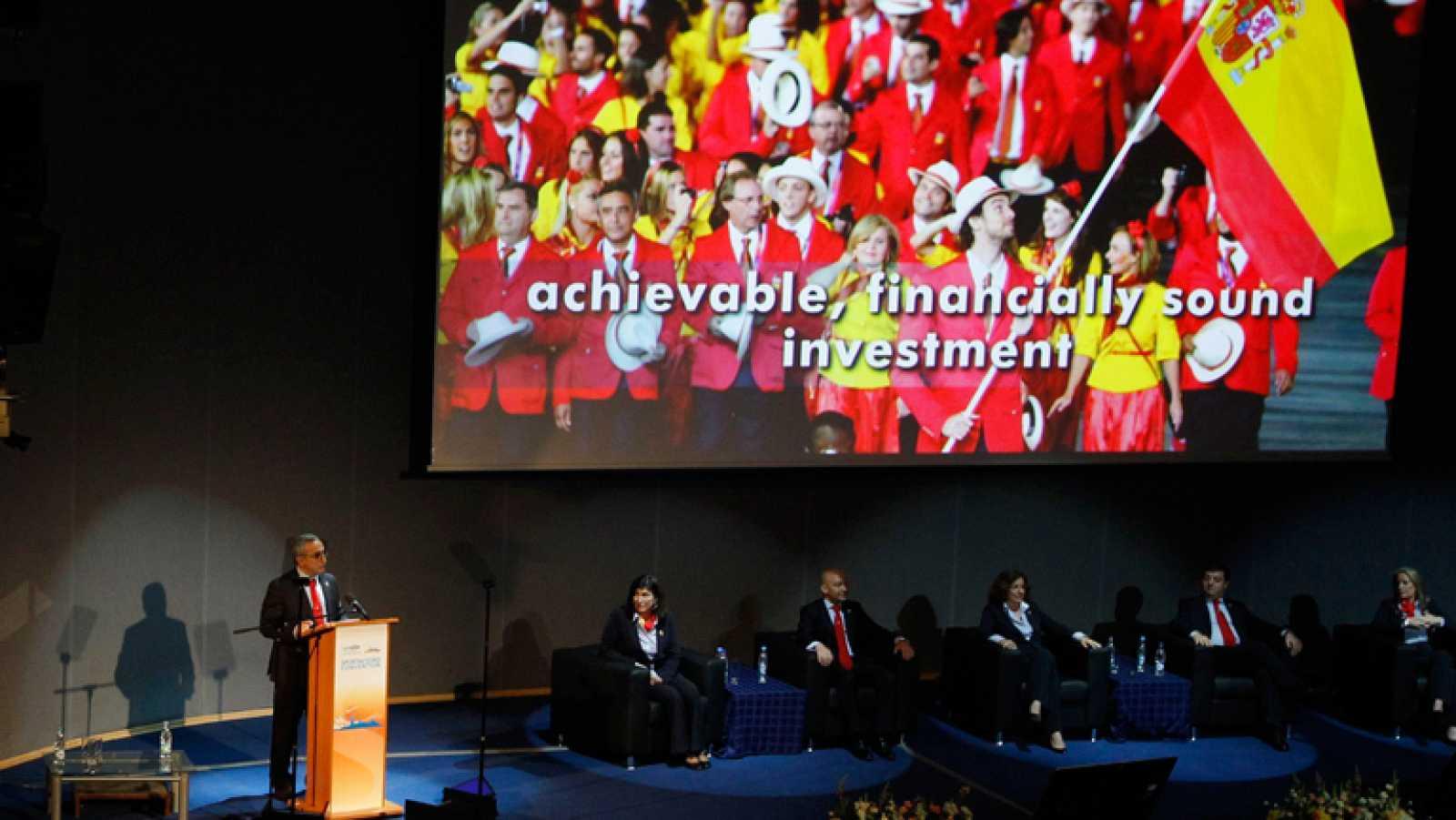 Madrid 2020 se explica ante las federaciones internacionales