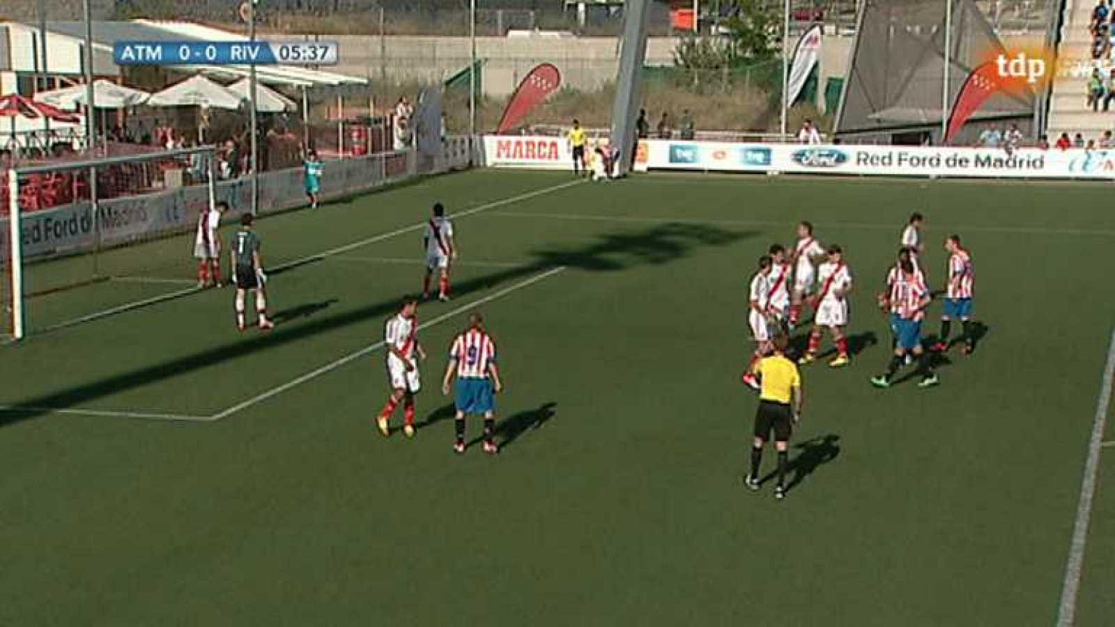Fútbol - Campeonato del mundo Clubes Sub-17: Final: Atlético de Madrid - CA River Plate - Ver ahora