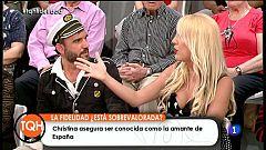 """Tenemos que hablar - Cristina Rapado: """"He tenido la desgracia siempre de enamorarme de hombres casados"""""""