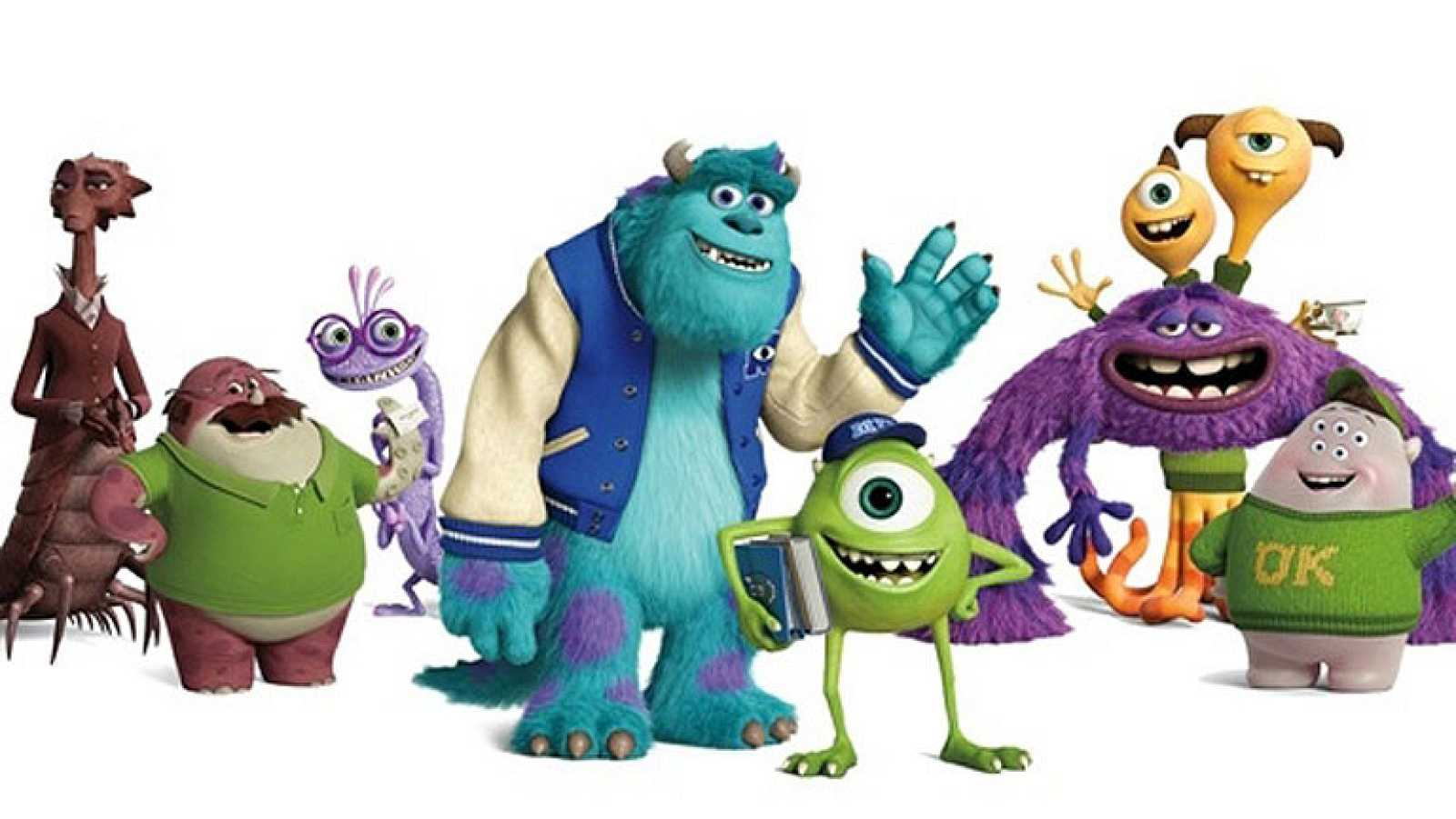 Escena exclusiva de 'Monstruos University', lo nuevo de Disney-Pixar