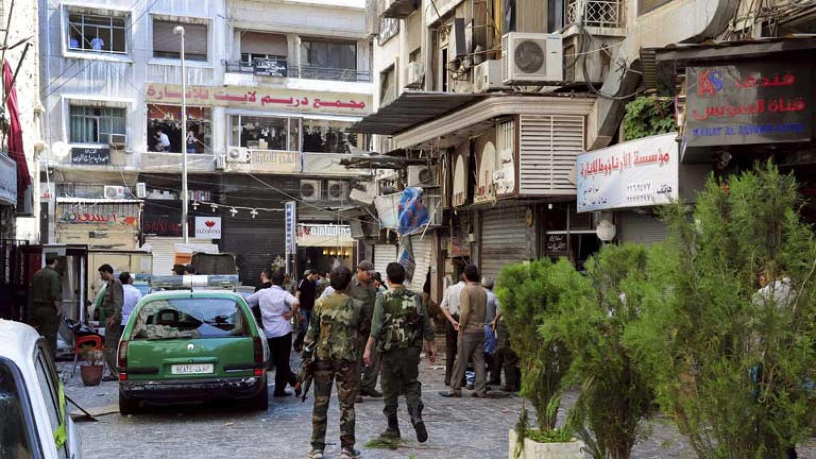 Naciones Unidas tiene documentadas cerca de 93.000 muertes en Siria