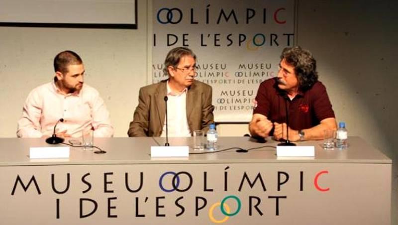 Inaugurada la exposición permanente dedicada a Marco Simoncelli en una de las salas del Museu Olimpic i de l'Esport de Barcelona. La idea surgió del periodista TVE Marc Martín.