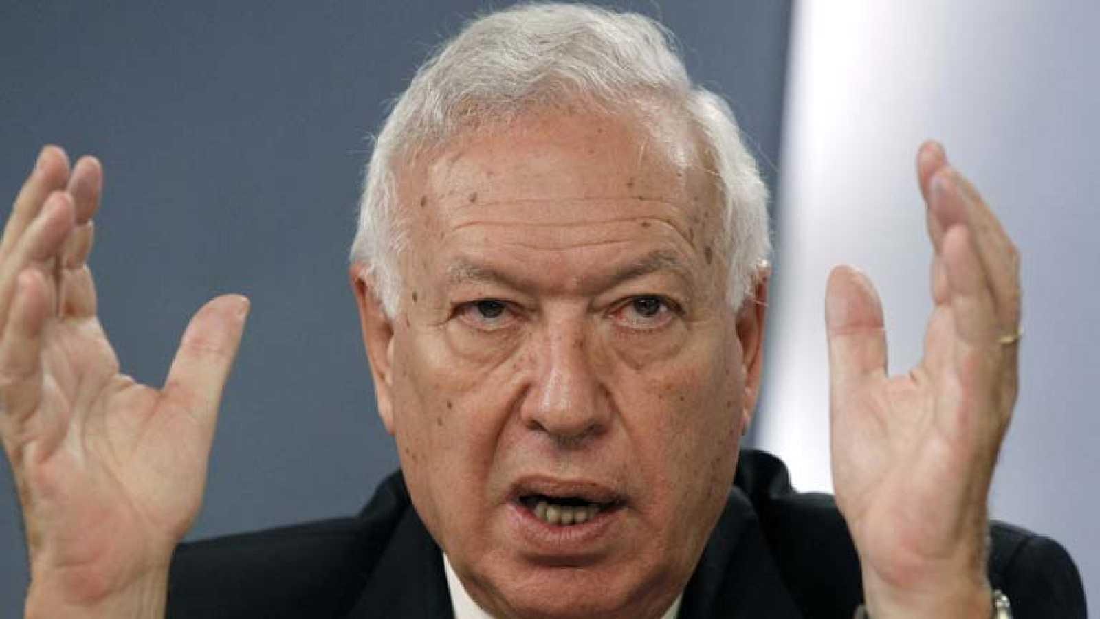 El ministro de Exteriores se pronuncia sobre el envío de armas a la oposión siria