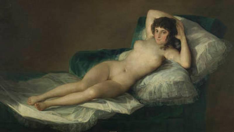Mirar un cuadro - La maja desnuda (Goya)