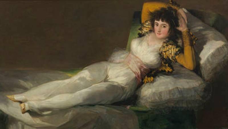 Mirar un cuadro - La maja vestida (Goya)