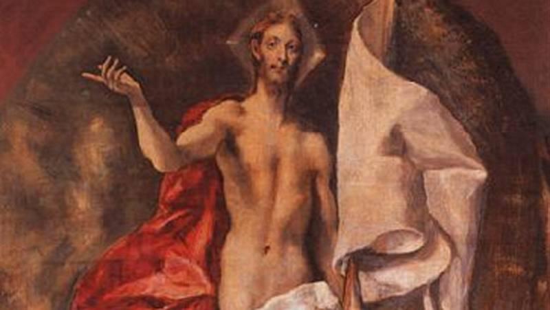 Mirar un cuadro - La resurrección (El Greco)