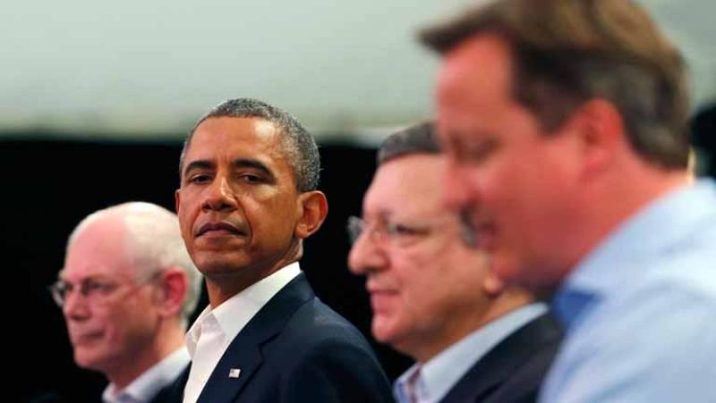 Comienza la cumbre del G8 en Belfast centrada en Siria
