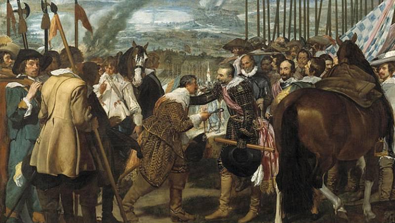 Mirar un cuadro - La rendición de Breda o Las lanzas (Velázquez)