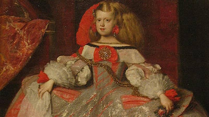 Mirar un cuadro - La infanta doña Margarita (Velázquez)