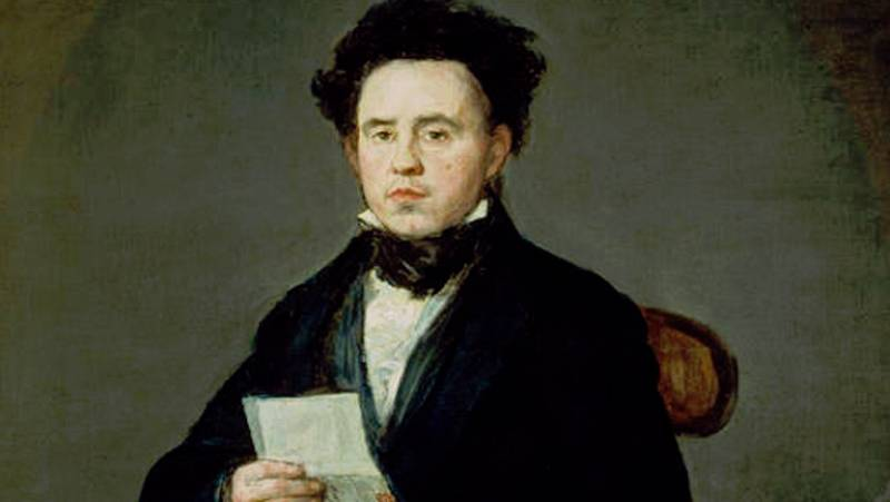 Mirar un cuadro - Retrato de Juan Muguiro (Goya)