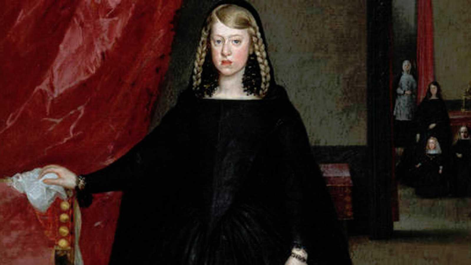 Mirar un cuadro - La emperatriz Margarita de Austria (Martínez del Mazo)