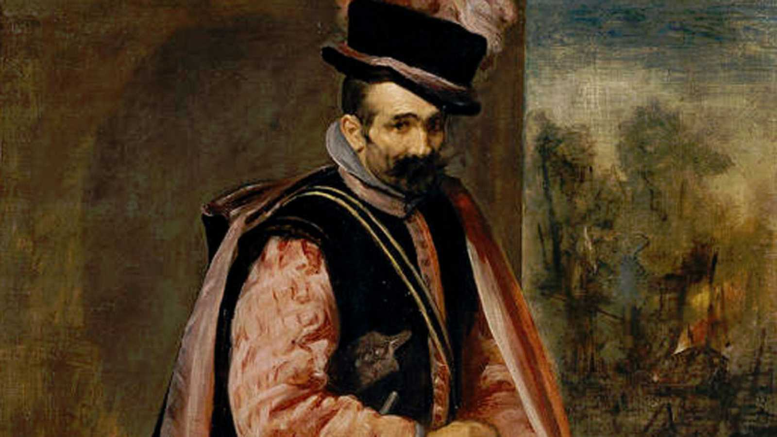 Mirar un cuadro - El bufón don Juan de Austria (Velázquez)