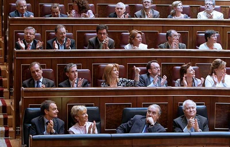 El Congreso de los Diputados ha aprobado con una amplia mayoría el proyecto de ley orgánica por la que se autoriza la ratificación del Tratado de Lisboa.