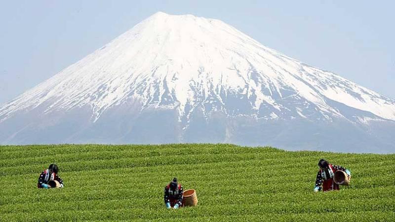 El monte Fuji, patrimonio de la humanidad