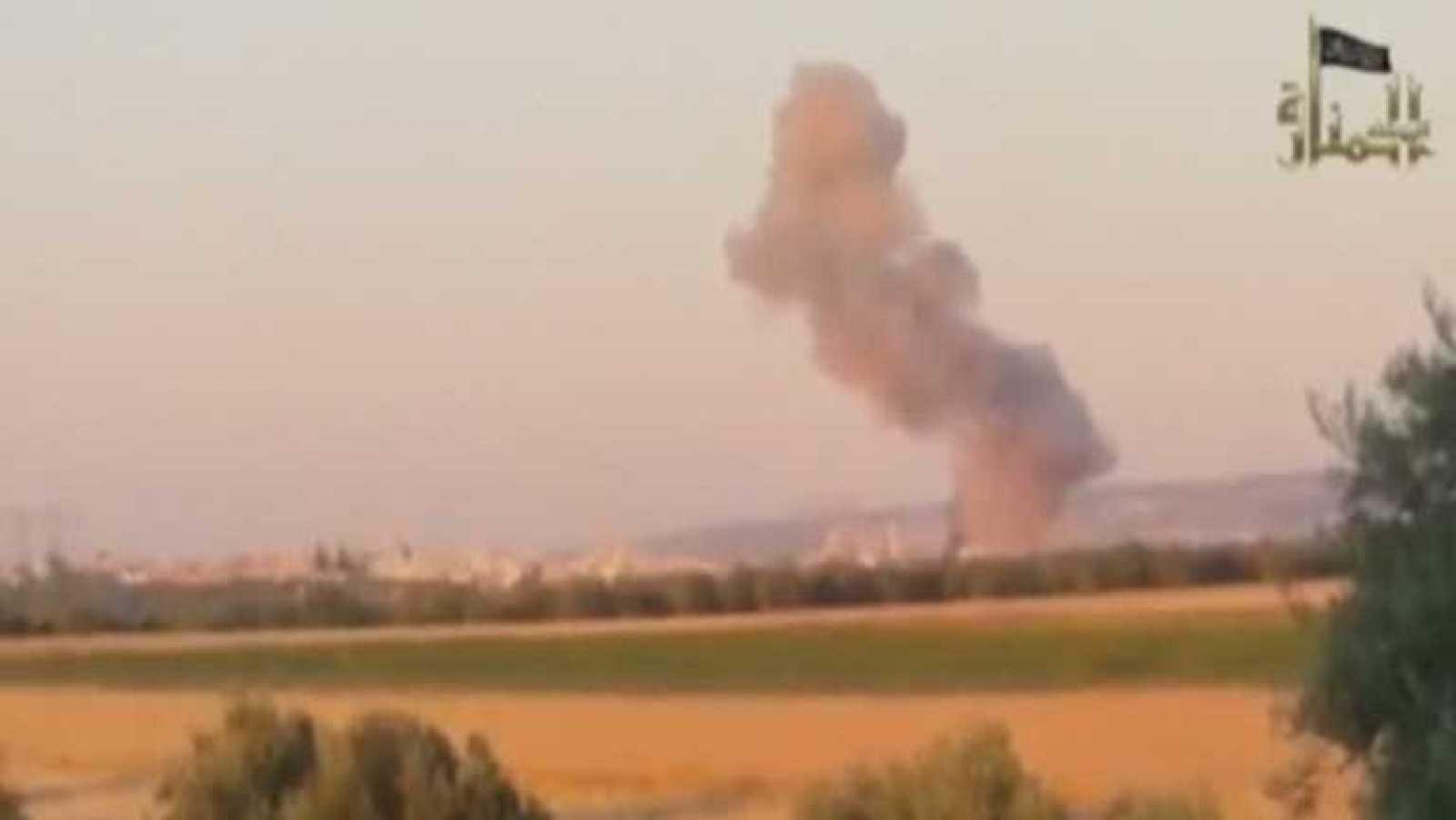 Uno de los yihadistas detenidos en Ceuta se inmoló en un atentado