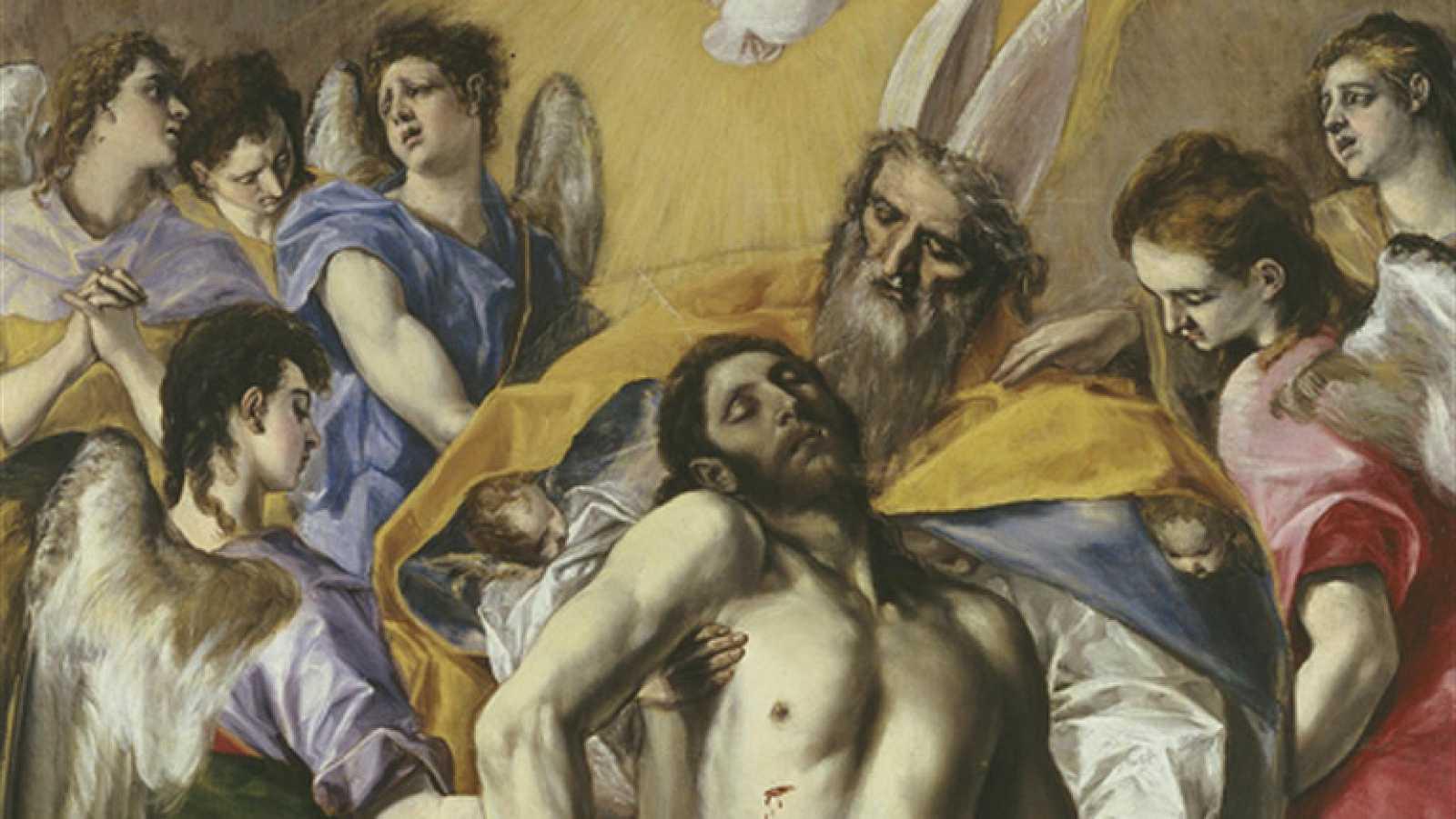 Mirar un cuadro - La Trinidad (El Greco)