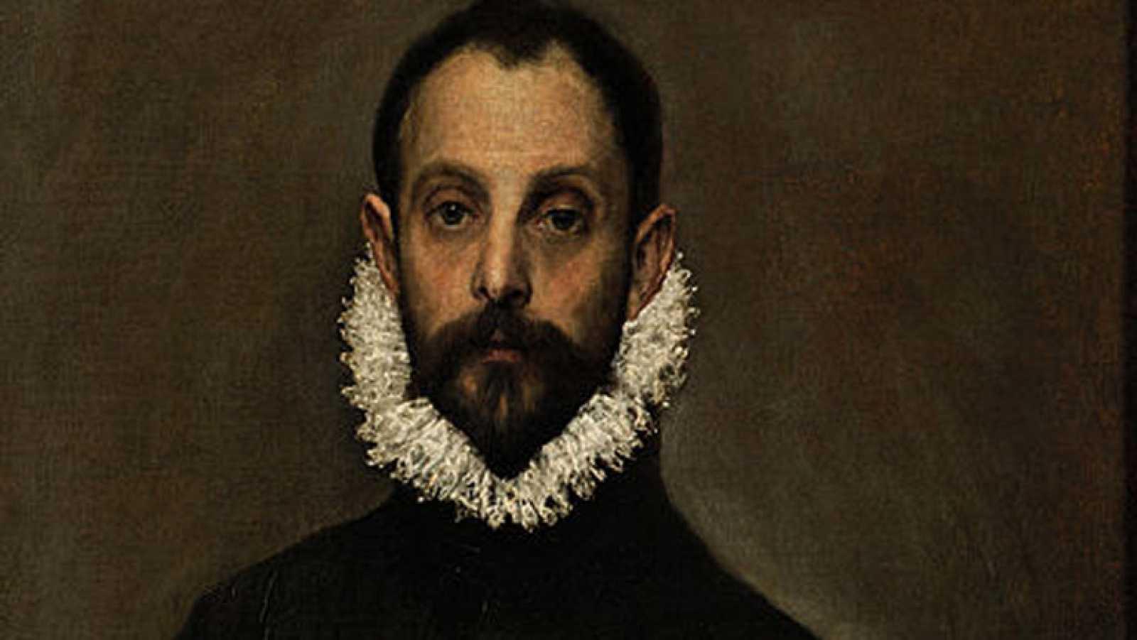 Mirar un cuadro - El caballero de la mano en el pecho (El Greco)