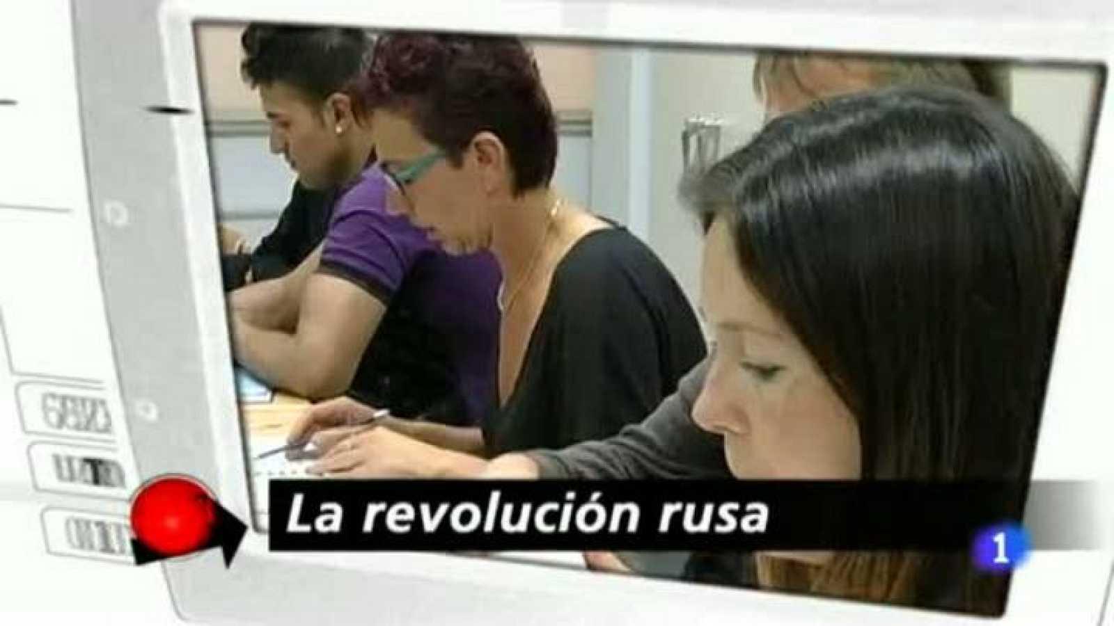 Repor - La revolución rusa - ver ahora