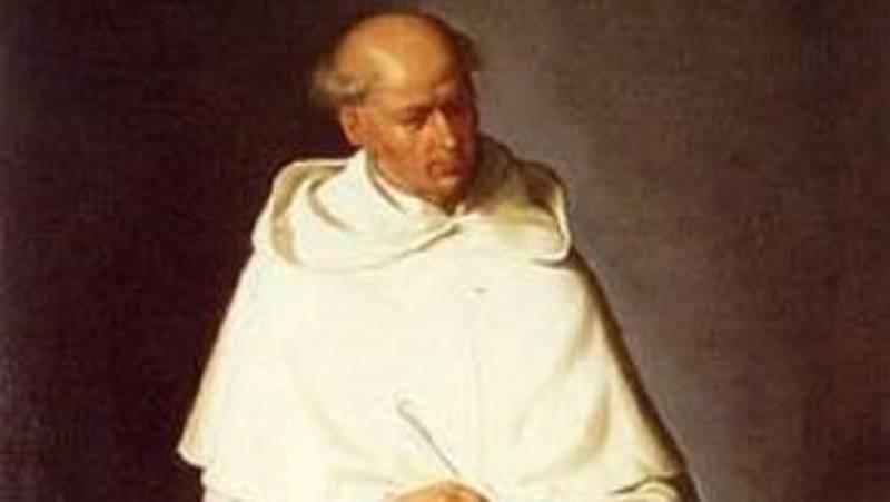 Mirar un cuadro - Fray Francisco Zumel y otros monjes (Zurbarán)