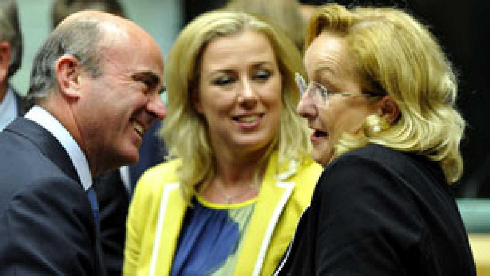 Los ministros de Economía cierran las reglas por las que se regirán los rescates bancarios