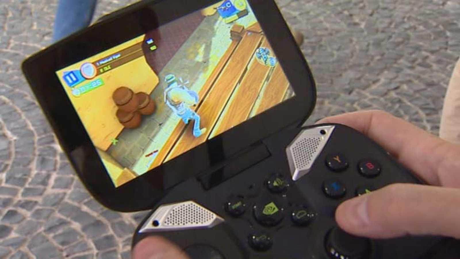 Se celebra GAMELAB, feria del videojuego, en Barcelona