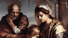 Mirar un cuadro - La Sagrada Familia (Andrea del Sarto)