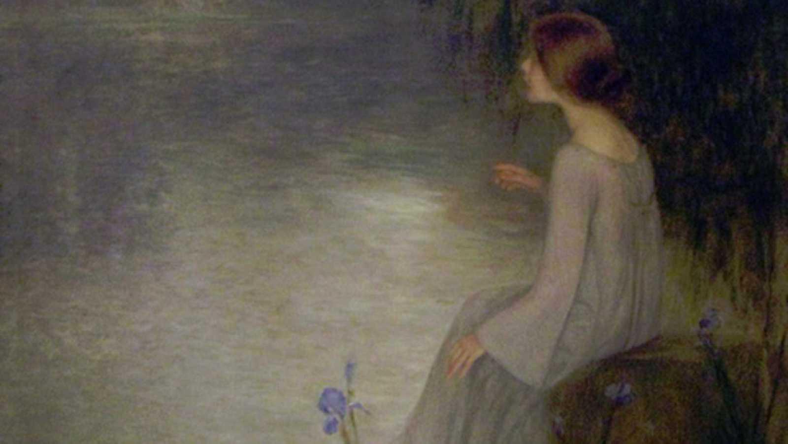 Mirar un cuadro - Somni (Joan Brull)