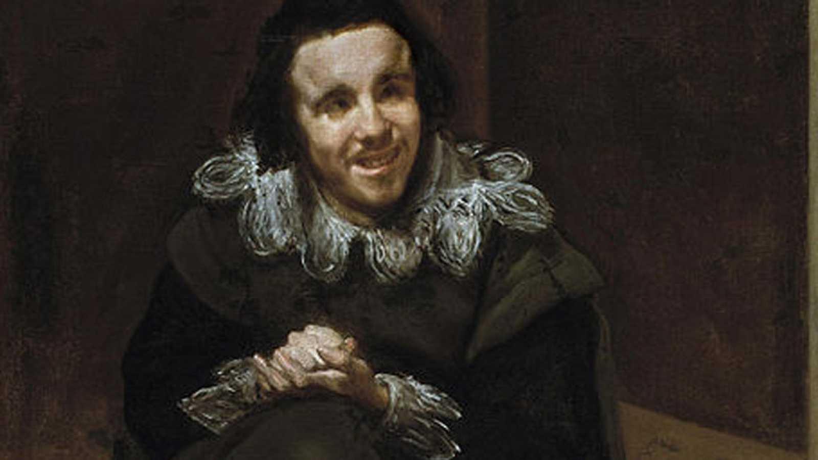 Mirar un cuadro - El bufón Calabacillas (Velázquez)