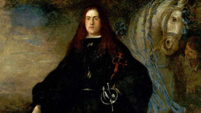Mirar un cuadro - El duque de Pastrana (Juan Carreño de Miranda)