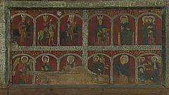Mirar un cuadro - Epifanía (Anónimo siglo XIII)