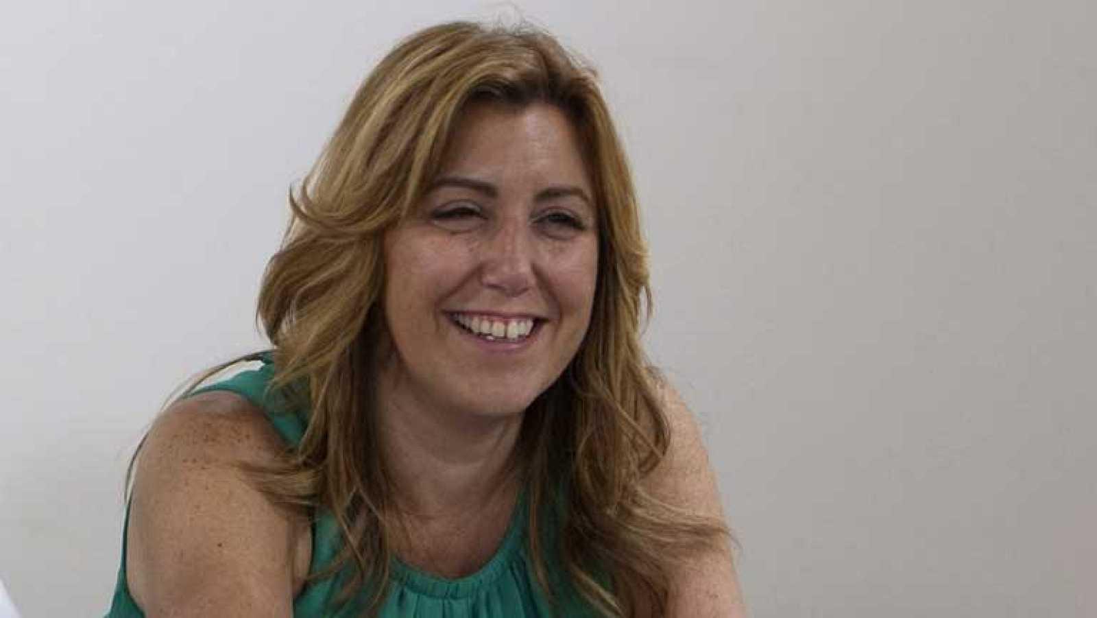 La socialista andaluza, Susana Díaz, se presentará a las primarias