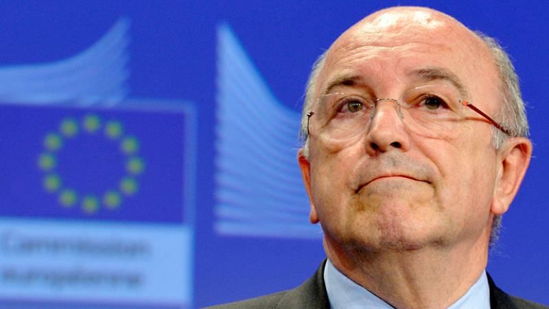 Almunia ve margen para modificar la decisión de la CE sobre los astilleros