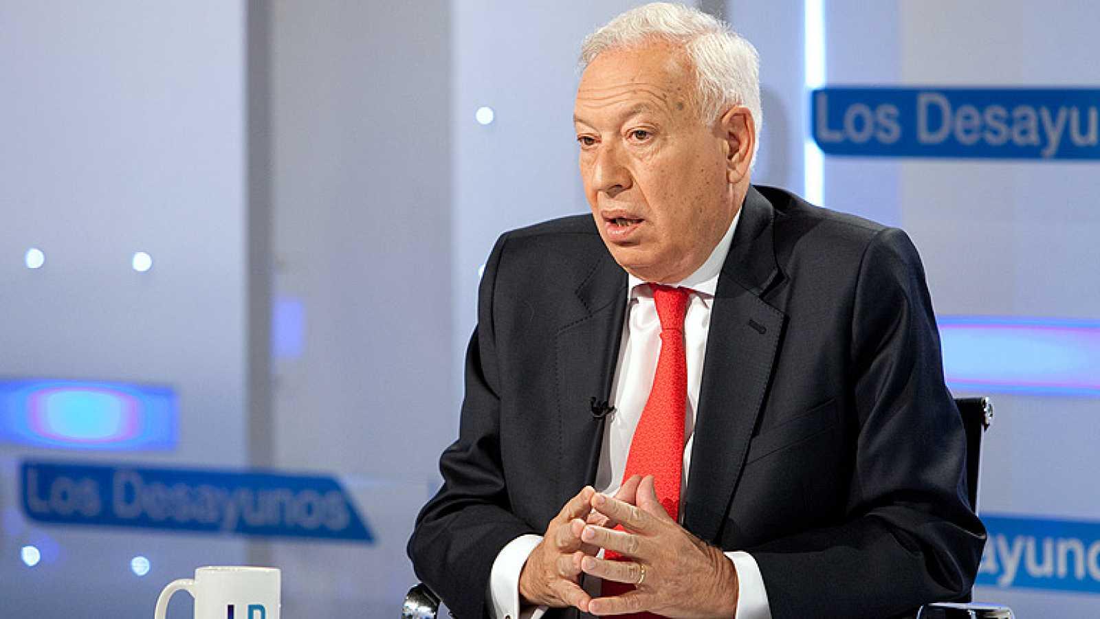 """García-Margallo sobre el incidente con Morales: """"Nos dijeron que Snowden estaba dentro"""""""