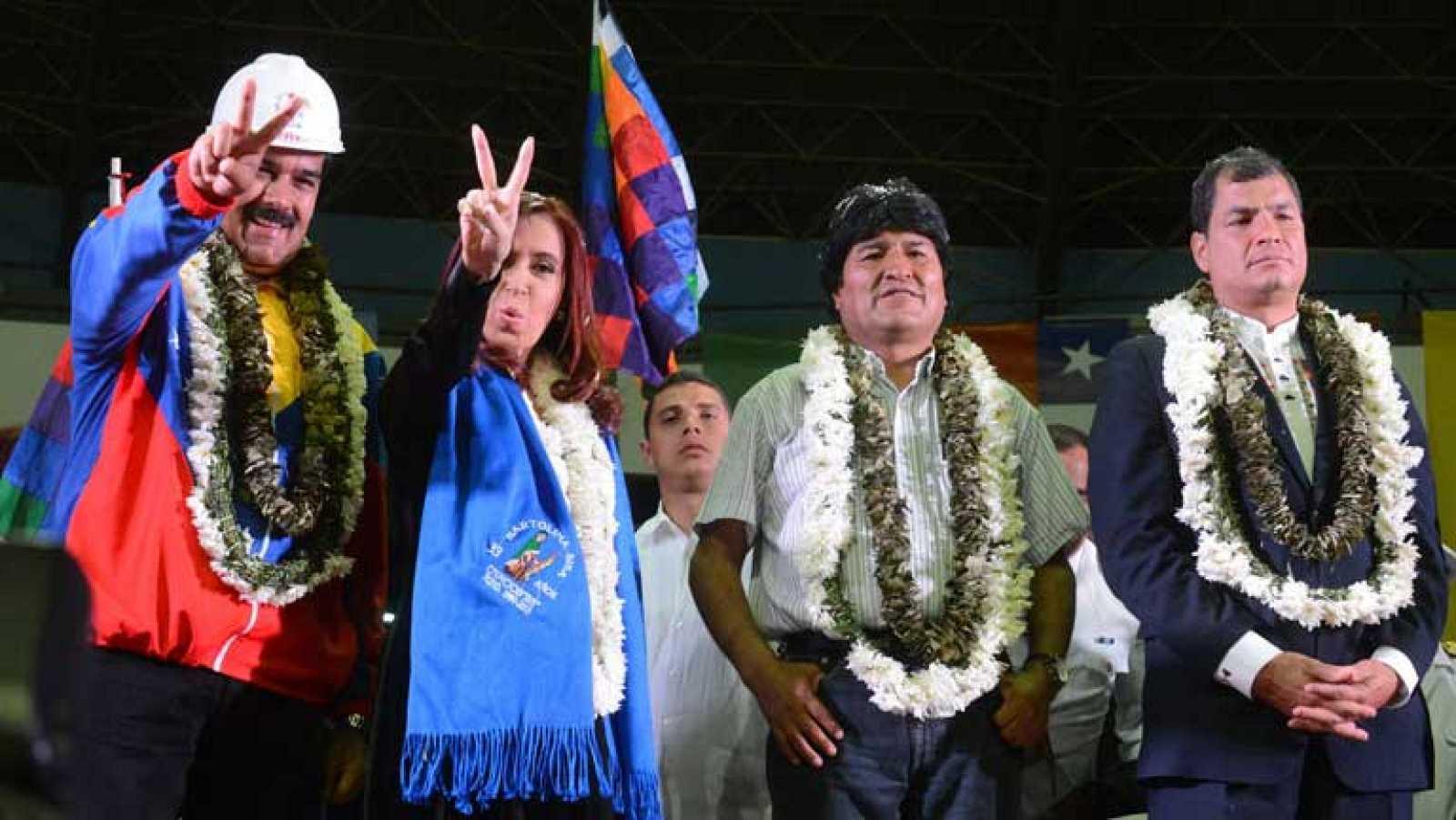 Exigen disculpas públicas a Evo Morales