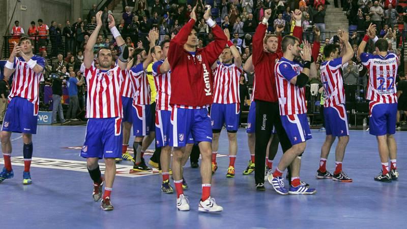 El BM Atlético de Madrid echa el cierre