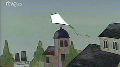Comienzo de un 'La cometa blanca' (1981)