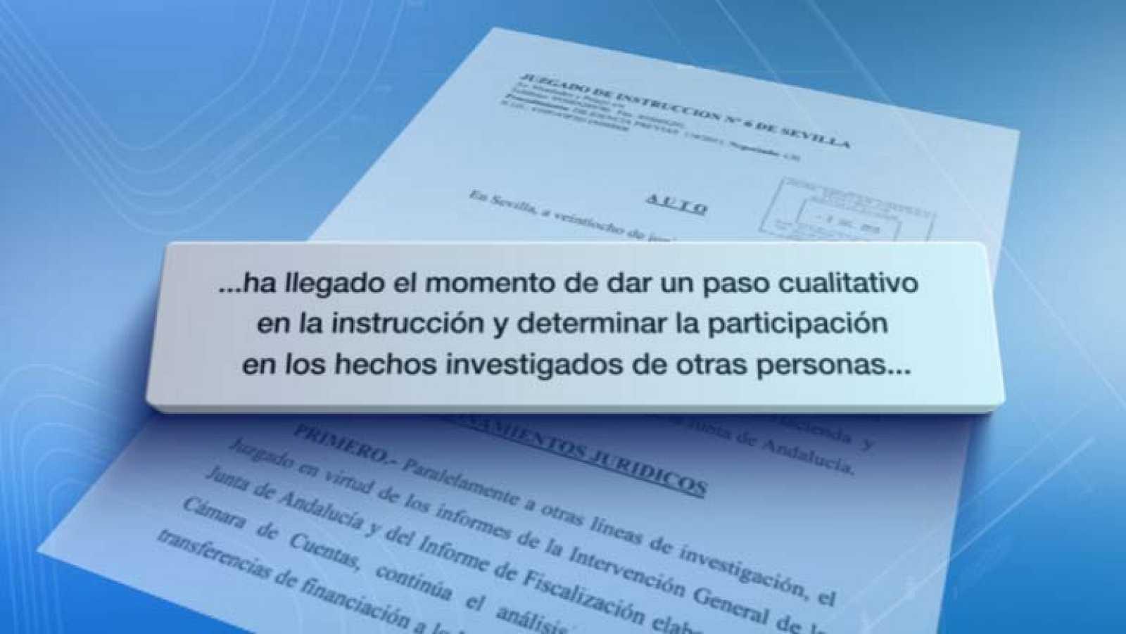 La Junta de Andalucía recurre el último auto de la juez Alaya en el caso de los ERE
