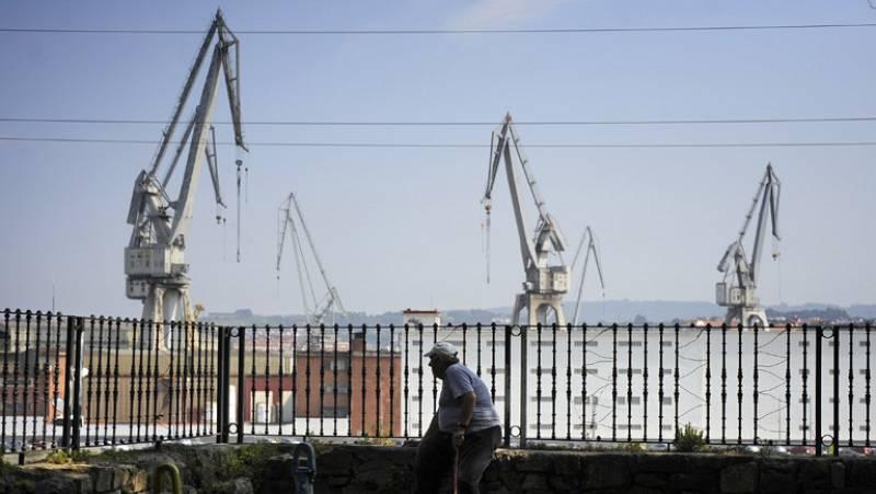 El sector naval rechaza la posible devolución de las ayudas públicas recibidas